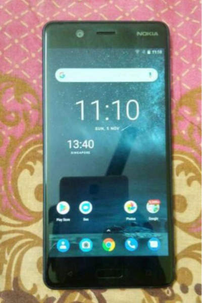 Used Nokia 5 used only for 2 month in Dubai, UAE