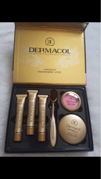 Used dermacol make up set in Dubai, UAE