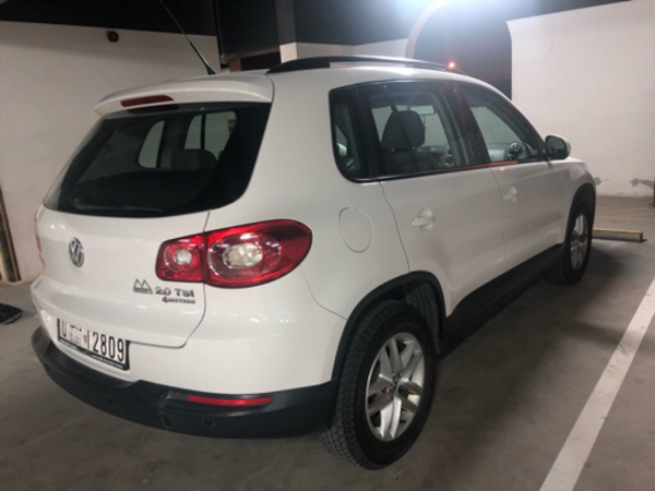 Used VW TIGUAN - LOW MILAGE ** in Dubai, UAE