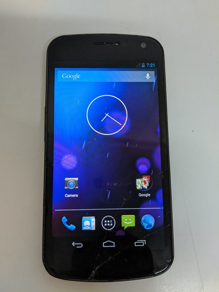 Used Samsung Galaxy Nexus i9250 * issue* in Dubai, UAE