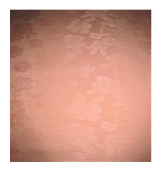 Rich Peach Skin Fabric 5Y by 45In Wide