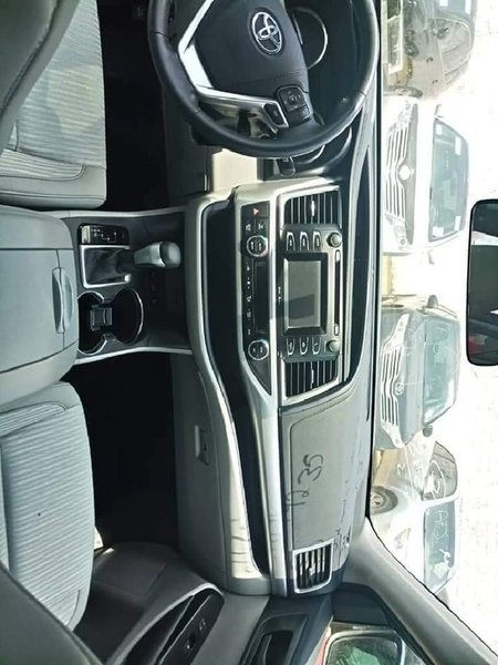 Used Toyota Highlander 2016 in Dubai, UAE