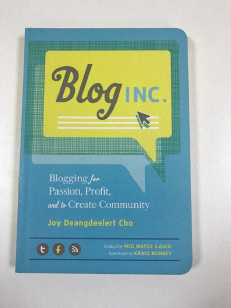 Collection of Four Blogging Books