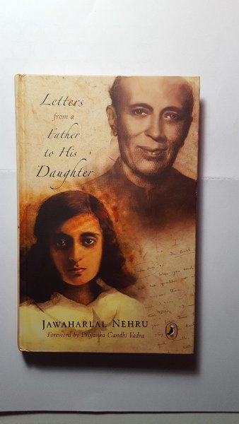 Used Nehru's letters to his daughter in Dubai, UAE