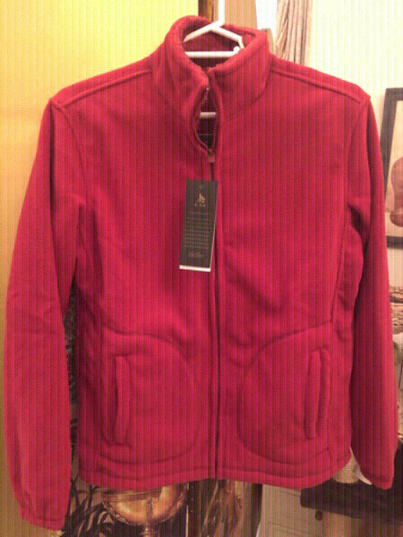 Used Autumn youth/teen cardigan fleece XS in Dubai, UAE