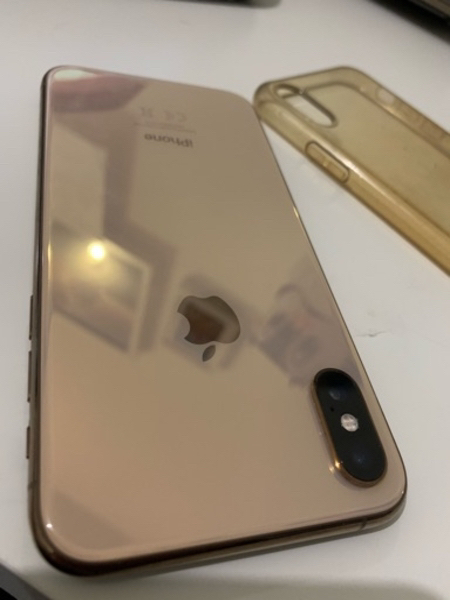 Used iPhone XS 64Gb Gold with Facetime in Dubai, UAE