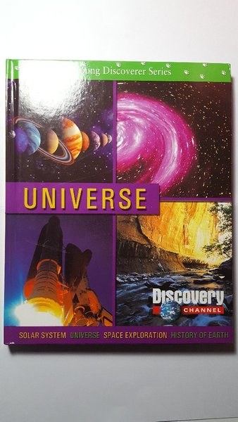 Used Universe - Discovery channel in Dubai, UAE