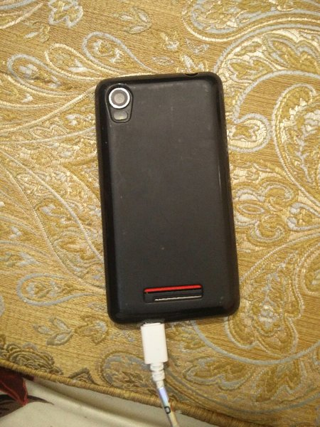 Used Itel mobile phone in Dubai, UAE