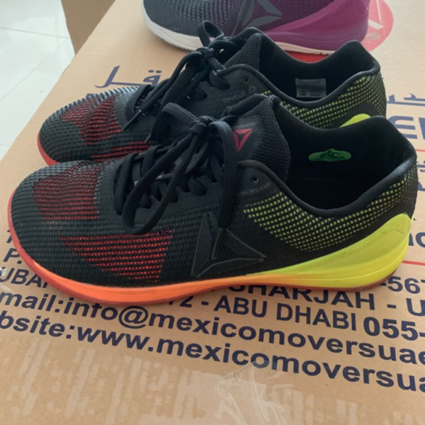 Used CrossFit Shoes nano 7, man. 9.5 size. in Dubai, UAE