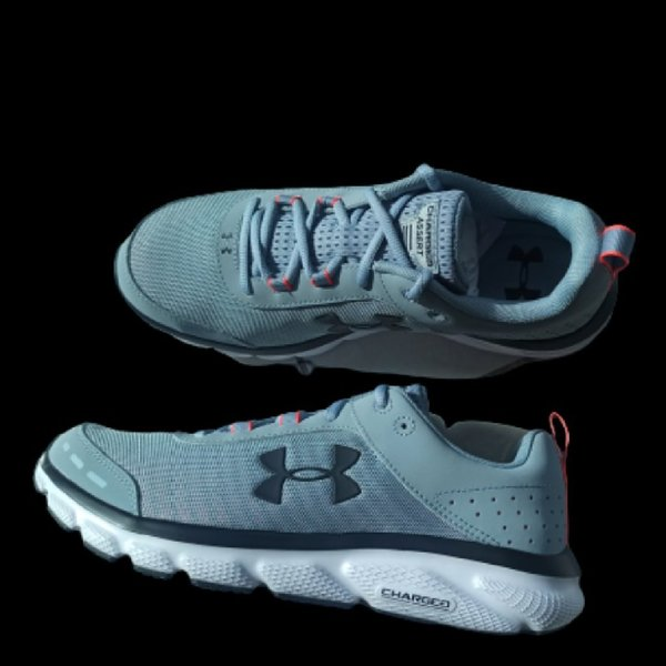 Used Under Armour sports footwear for men new in Dubai, UAE
