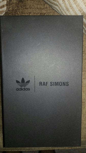 Used Raf Simons Stan Smith in Dubai, UAE