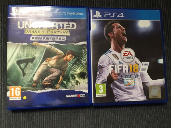 Used Almost brand new ps4 games for sale in Dubai, UAE