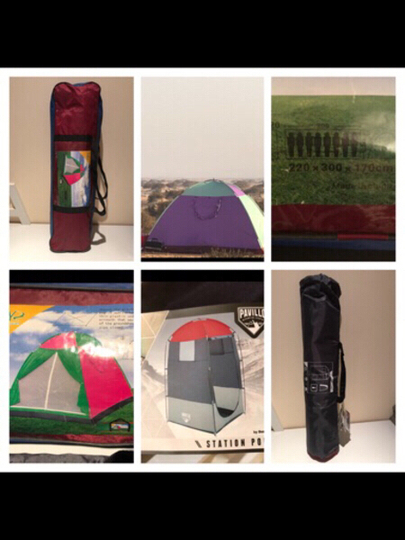 Used 2 Tents bundle in Dubai, UAE