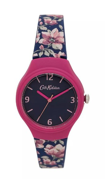 Used Cath Kidston watch flower strap in Dubai, UAE