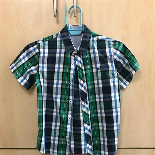 Used 2 Pcs polo for Boys in Dubai, UAE