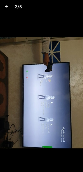 Used Xbox 360 with to different controls in Dubai, UAE