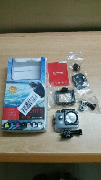Used Sports Action Camera in Dubai, UAE