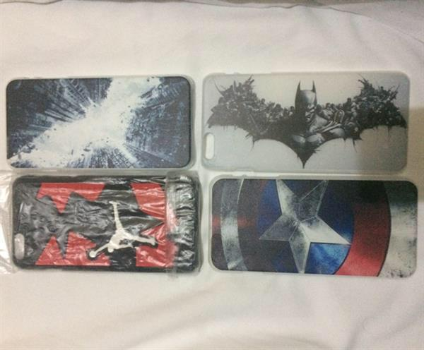 Used 4 Pcs iPhone 6 Plus Mobile Cover New  in Dubai, UAE