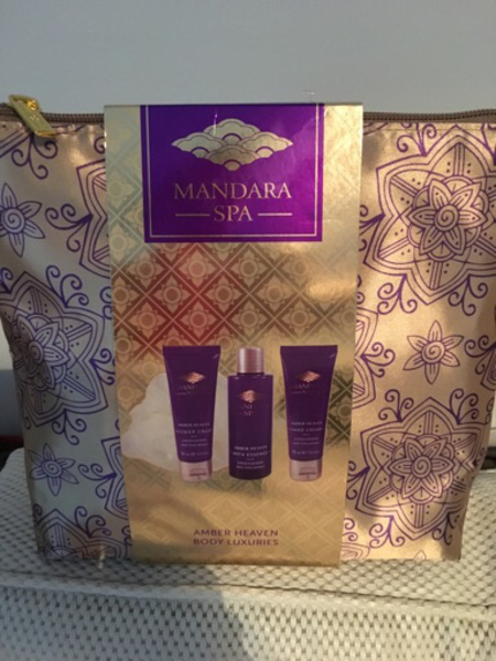 Used Mandarina Spa body pack in Dubai, UAE