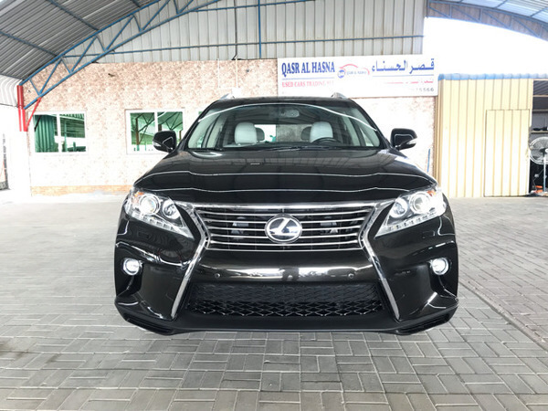 Used Rx350 in Dubai, UAE