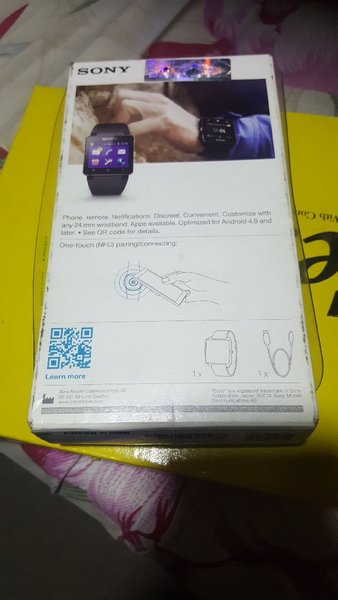 Used Sony Smart Watch in Dubai, UAE