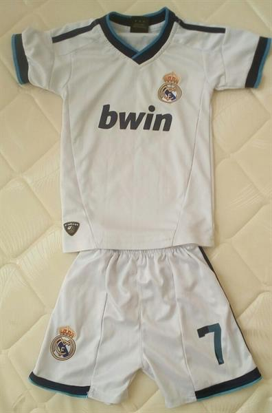 Used Real Madrid Boys Uniform. in Dubai, UAE