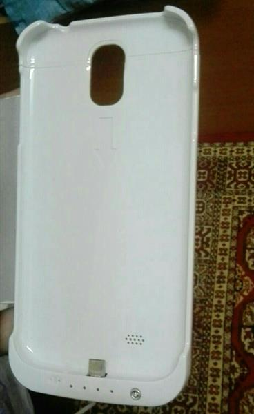 Used S4 Powerbank Book Cover With Box in Dubai, UAE