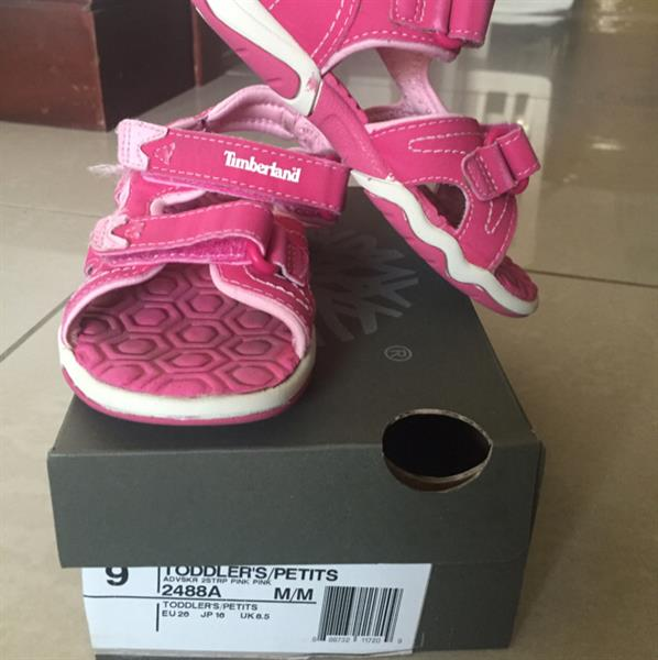 Used Timberland Pink Comfy Shoes in Dubai, UAE