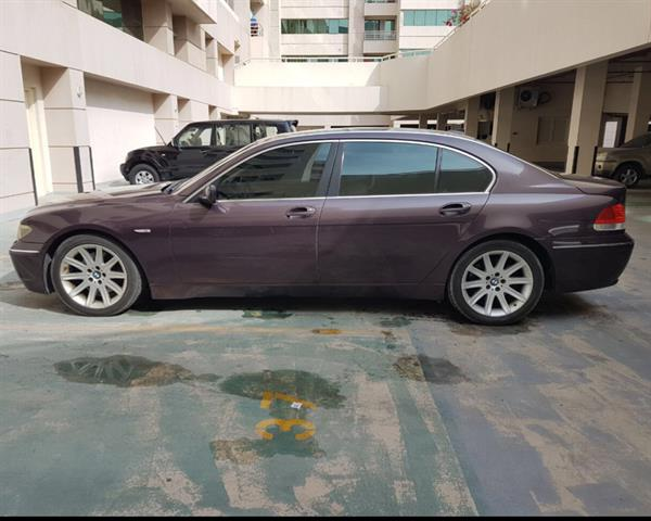 Used 2003 BMW745li -excellent Condition Top of The Range Full Option- Contact 0506624232 in Dubai, UAE