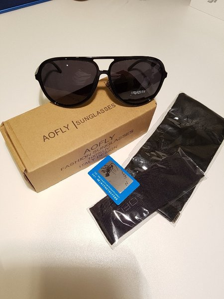 Used Aofly Polarized Sunglasses in Dubai, UAE