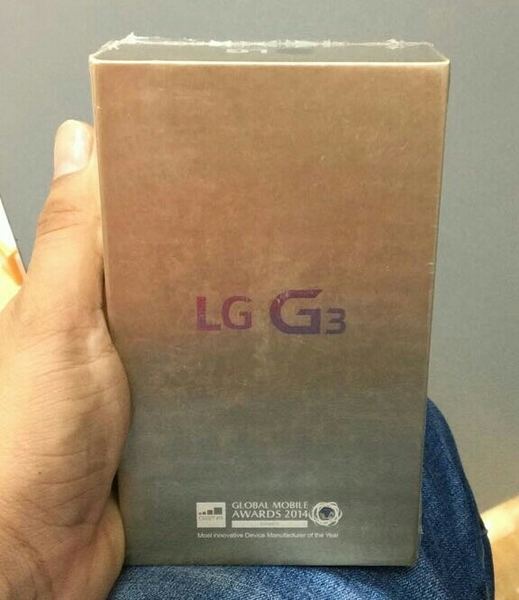 Used LG G3 BRAND NEW in Dubai, UAE