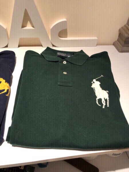 Used POLO CUSTOM FIT ORIGINAL❗️size S in Dubai, UAE