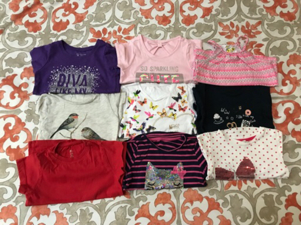 Used Bundle Offer. T-shirts for 1.5-2 years in Dubai, UAE