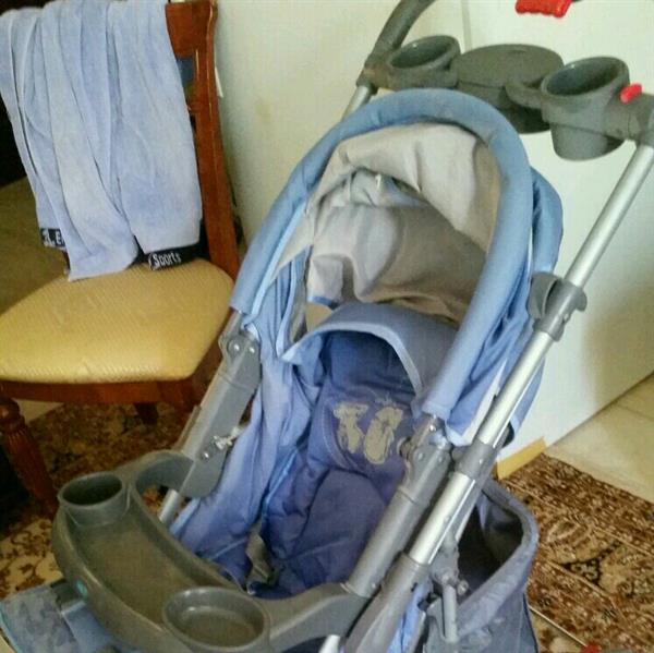 Used Baby stroller End Car Seat  in Dubai, UAE