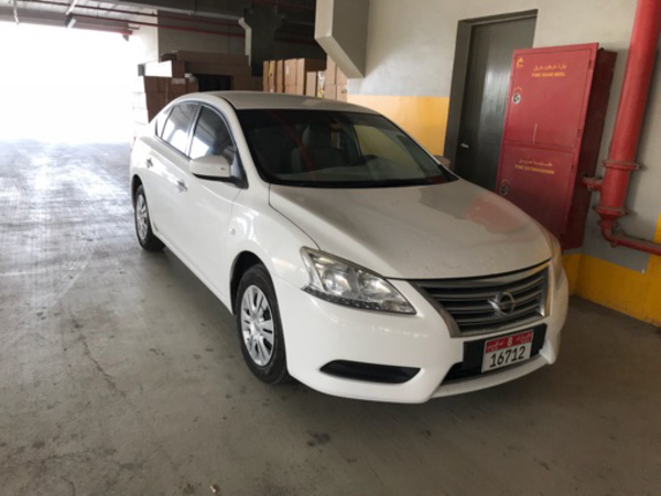 Used Nissan sentra 2013 for sale in Dubai, UAE