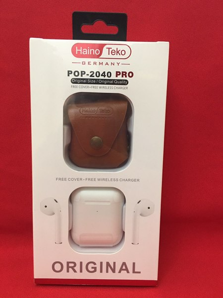 Used POP 2040 Pro Haino Teko Germany in Dubai, UAE