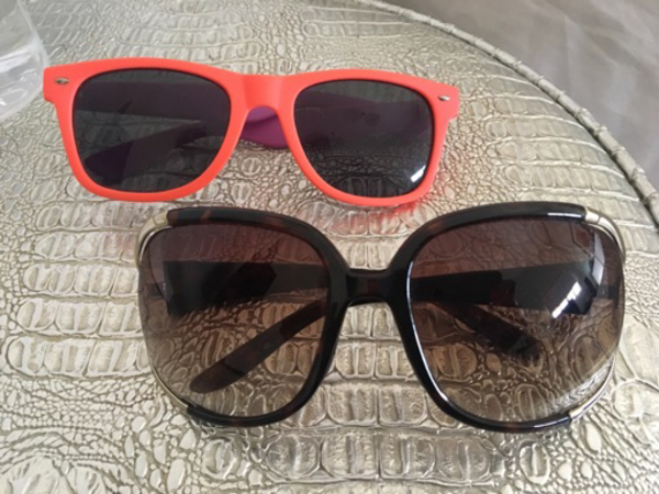 Used Two pairs of sunglasses  in Dubai, UAE