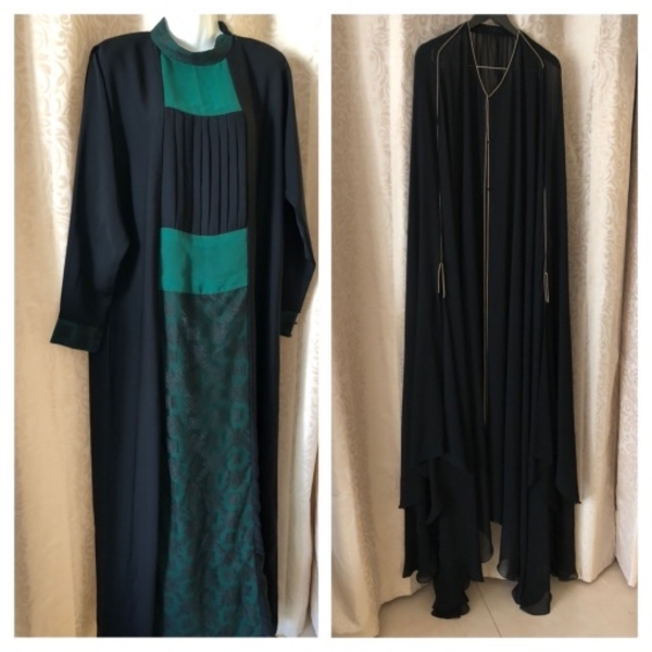 Used Kaftan+Sheila+1 Abaya used read‼️ in Dubai, UAE