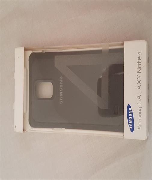 Used Samsung galaxy note 4 Back Cover Orginal From SAMSUNG Showroom It's Shock Proof in Dubai, UAE