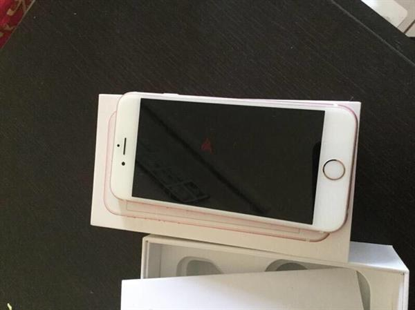Used Iphone 6s 16 Gb Rose Gold Color With All Accessories  in Dubai, UAE