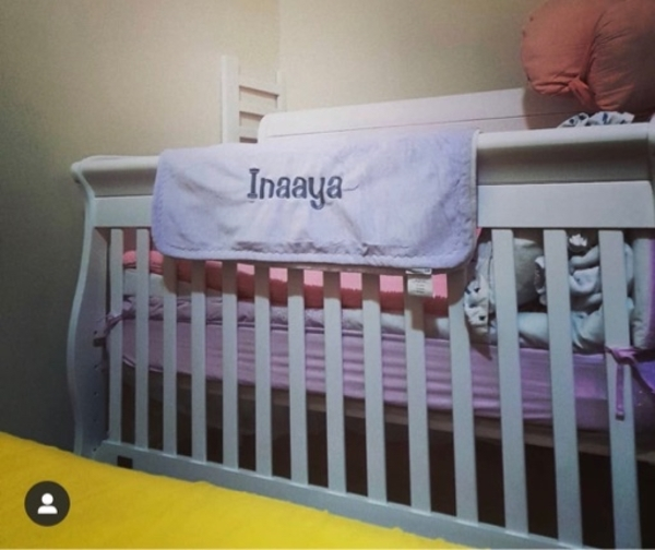 Used Baby Bed with mattress in Dubai, UAE