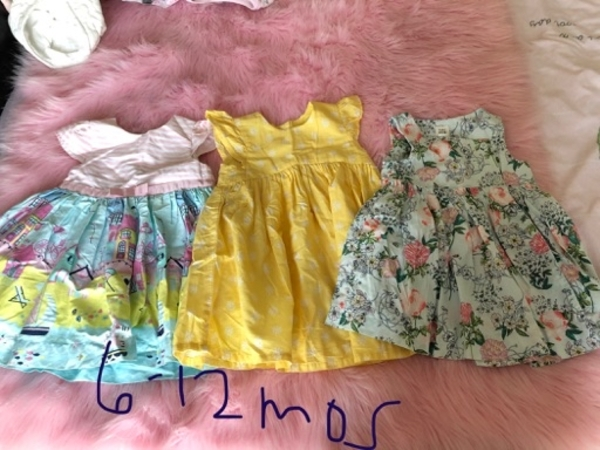 Used Mother care and gap dresses in Dubai, UAE