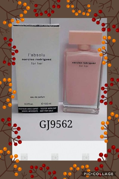 Used Narciso Rodriguez I absolu for her in Dubai, UAE