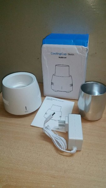 Used Ice Cooling Cup (3sets) in Dubai, UAE