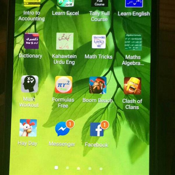 Used Samsung 3 Note in Dubai, UAE