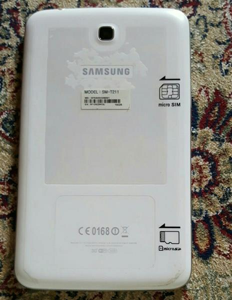 Samsung GALAXY TAB 3 . I have This Tab For 2 Or 3 Years But I Have Not Used It