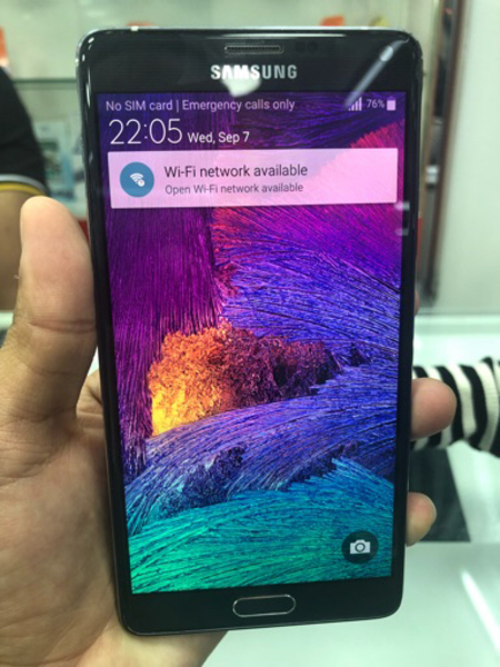 Used Secondhand Galaxy Note 4 in Dubai, UAE