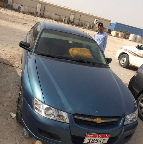 Used Chevrolet Lumina 2006 in Dubai, UAE