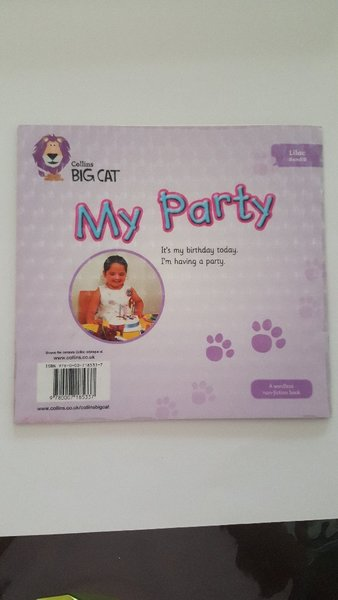 Used My Party kids book in Dubai, UAE