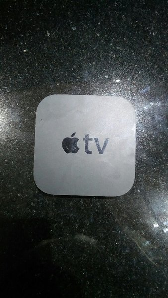Used apple tv without remote in Dubai, UAE
